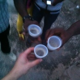 Shots with some of Manno's friends. I did a lot of these haha.